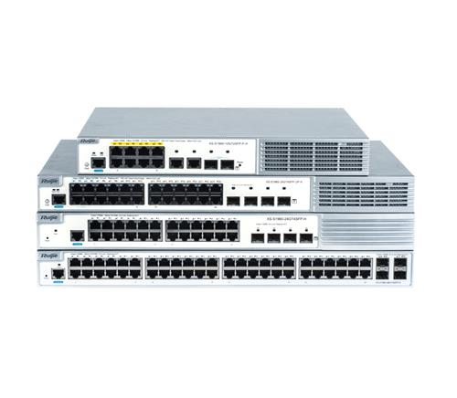RUIJIE Switch Series XS-S1960-24GT4SFP-H