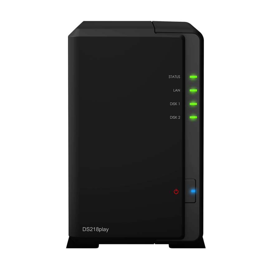 NAS Synology DiskStation DS218play