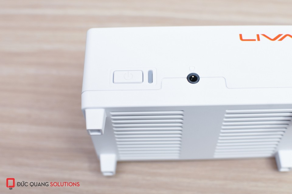 ECS LIVA 64GB White Edition