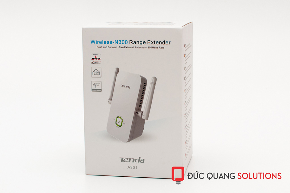 wifi tenda A301 repeater