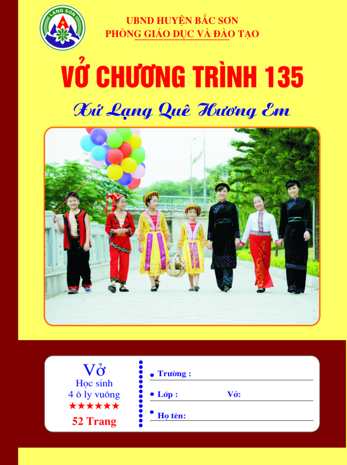 vở CT 135 ô ly