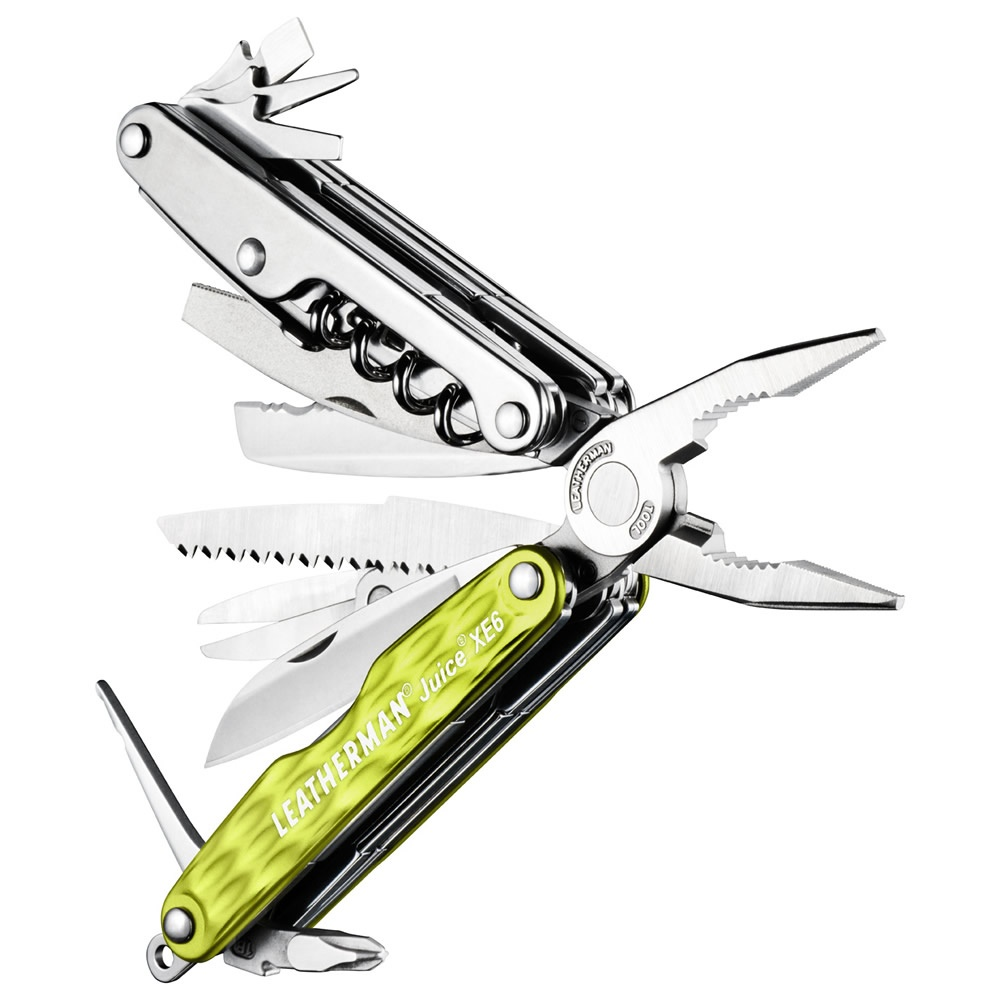 Pocket Leatherman - Juice XE6