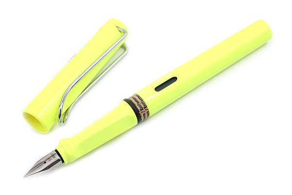 Bút mực Lamy - Safari - Neon Yellow