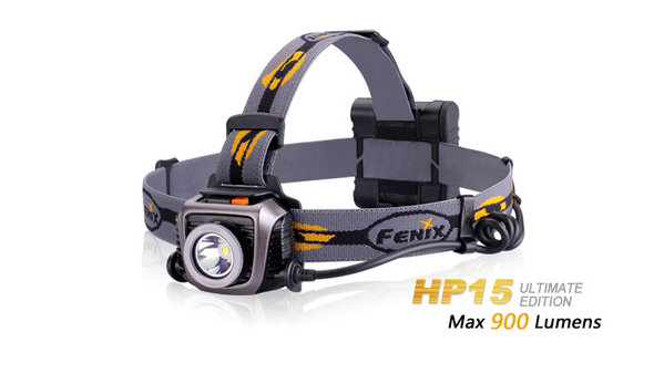 Đèn pin Fenix - HP15 UE - 900 Lumens (Ultimate Edition)