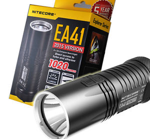 Đèn pin Nitecore - EA41 - 1020 lumens (2015 Version)