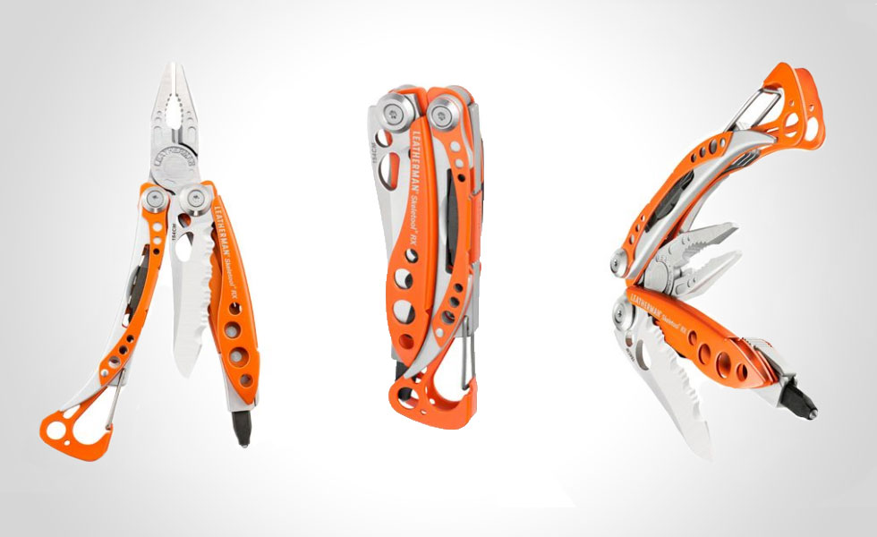Pocket Leatherman - Skeletool RX (Cam)