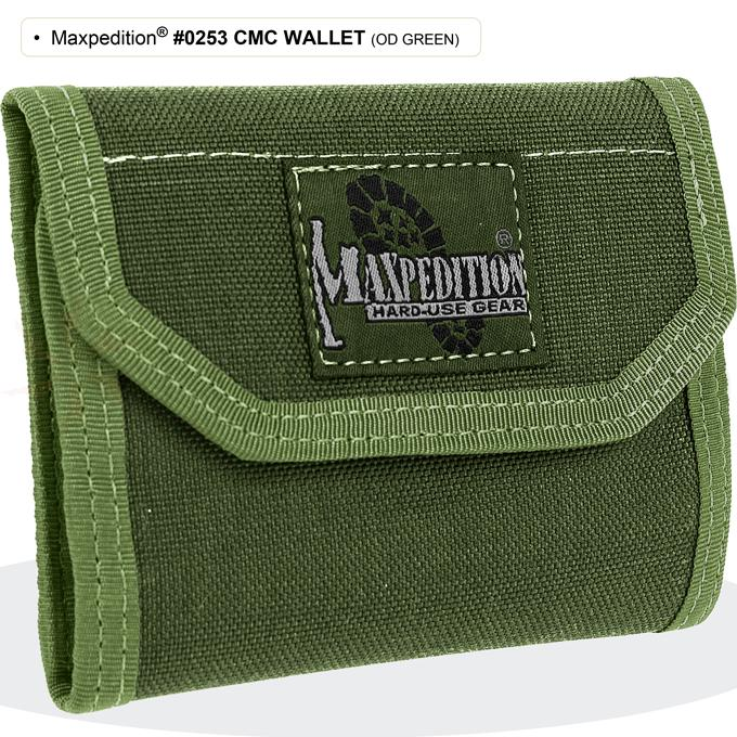 Maxpedition - Ví C.M.C Wallet (0253)