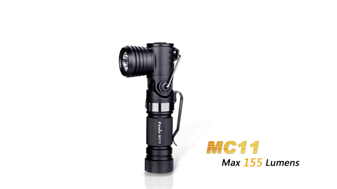 Đèn pin Fenix - MC11 New - 155 lumens