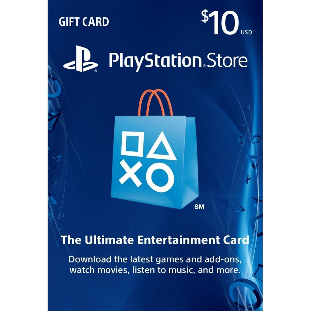 Thẻ PSN 10 USD | Digital Key