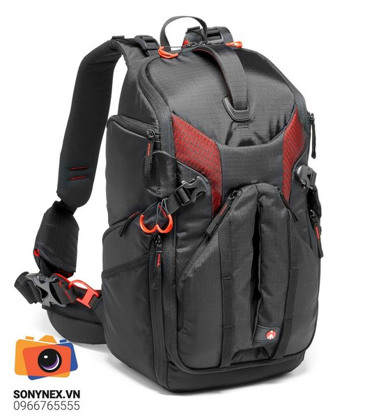Balo Manfrotto Pro Light camera backpack 3N1-26 | Chính hãng