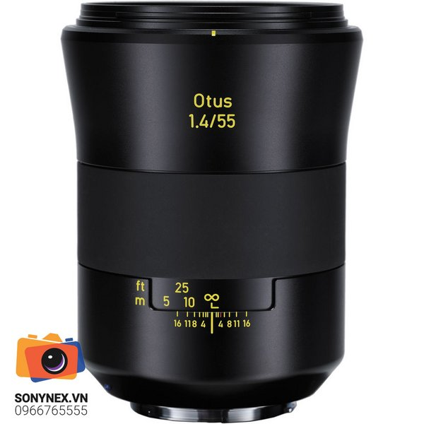 Zeiss 55mm f/1.4 Otus Distagon T* Lens for Canon EF Mount | Chính hãng