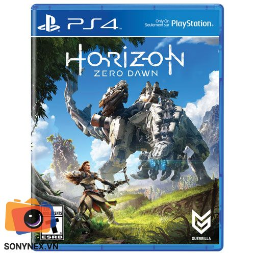 Horizon Zero Dawn | Đĩa game PS4 | US