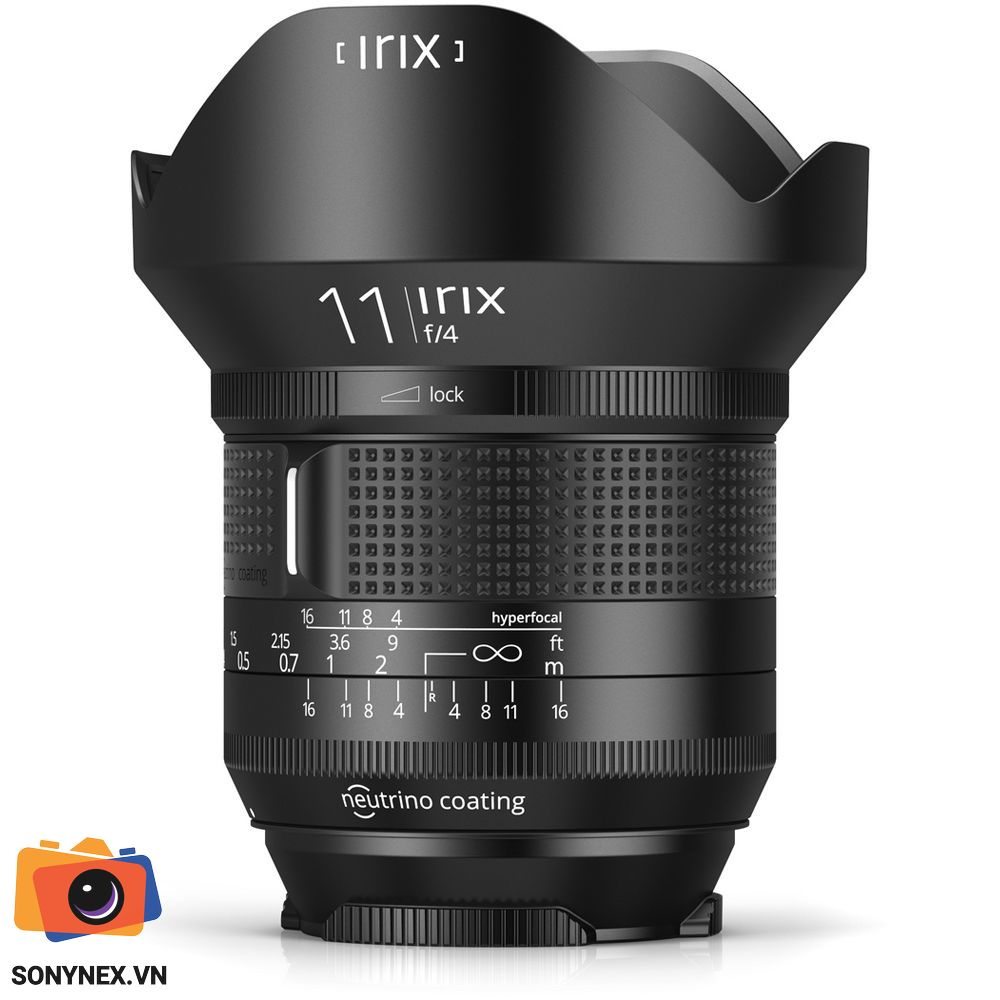 IRIX 11mm f/4 Firefly for EF-mount