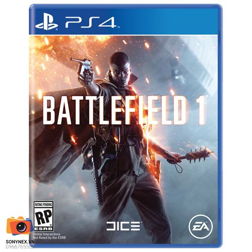 BattleField 1 | Đĩa game PS4 | US