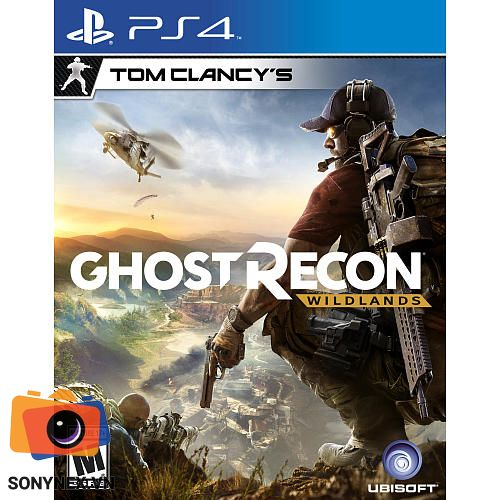 Tom Clancy's Ghost Recon Wildlands | Đĩa game Sony PS4 | US