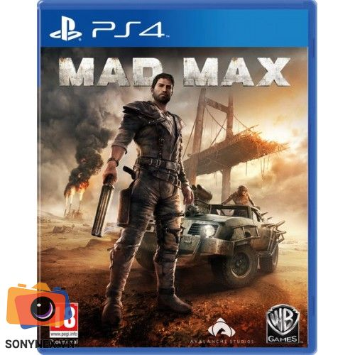 Mad Max | Đĩa game PS4 | US