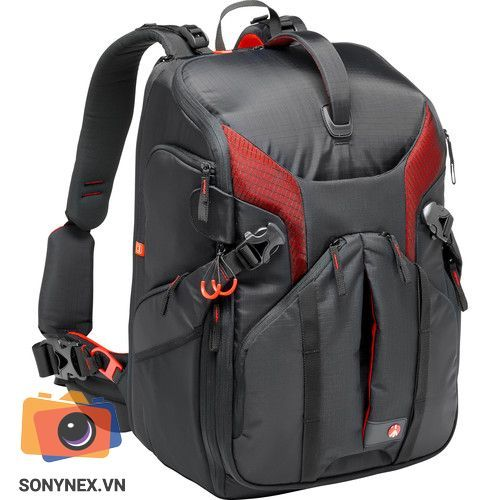 Balo Manfrotto Pro Light camera backpack 3N1-36 | Chính hãng