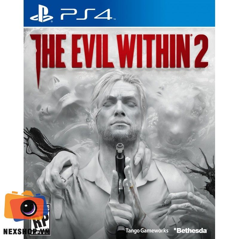 The Evil Within 2 | Đĩa game PS4 | US