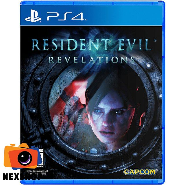 Resident Evil Revelations | Đĩa game PS4 | US