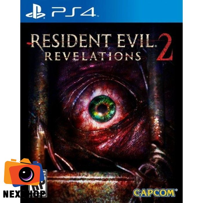 Resident Evil Revelations 2 | Đĩa game PS4 | US