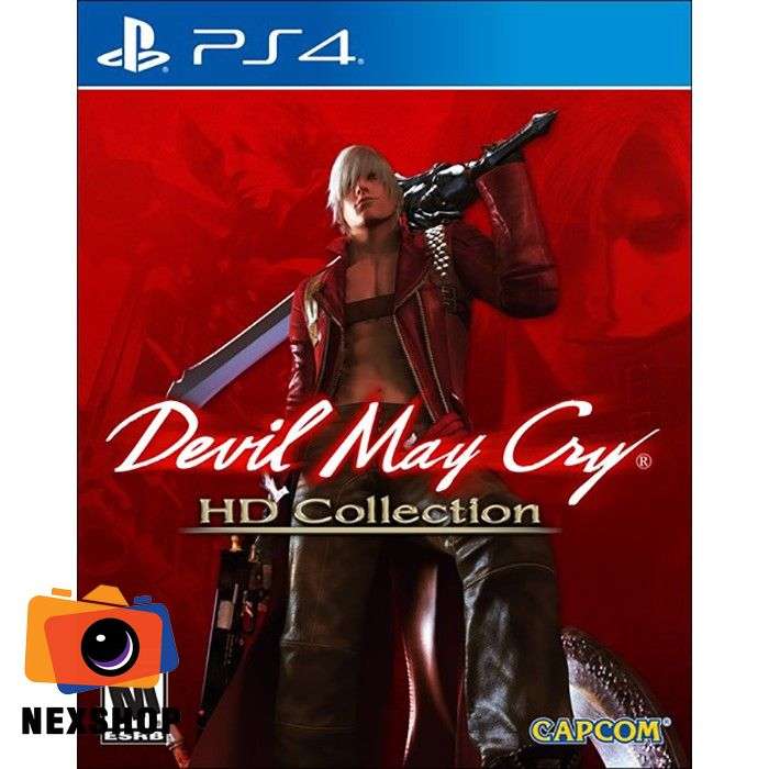 Devil May Cry - HD Collection | Đĩa game PS4 | US