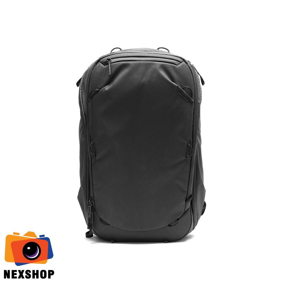 Balo Peak Design Travel Backpack - 45L | Black | Chính hãng