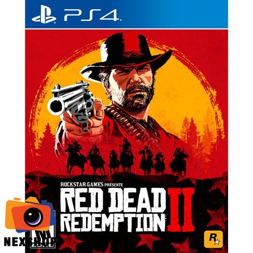Red Dead Redemption 2 | Đĩa game PS4 | US