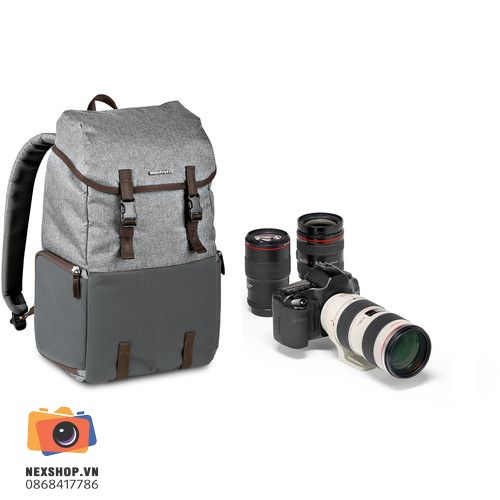Balo máy ảnh Manfrotto Lifestyle Windsor Explorer Backpack