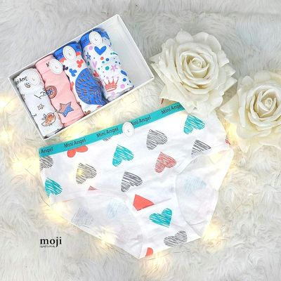 Quần chip Mini Angel color set5