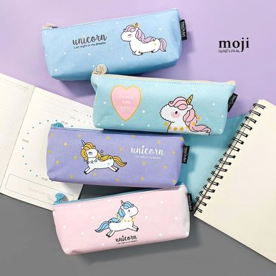 Hộp bút MJ Unicorn baby my dream 9x22