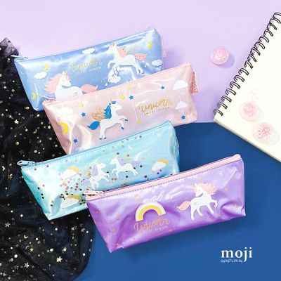 Hộp bút MJ Unicorn sweet dream star moon +9x22x4