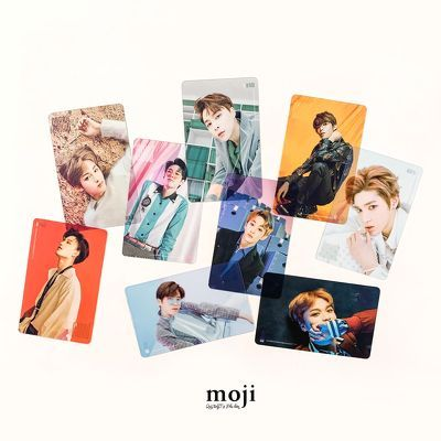 Postcard TOUCH 127 NCT idol set9