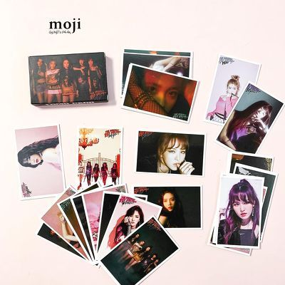 Lomo card The Perfect Red Velvet idol set30