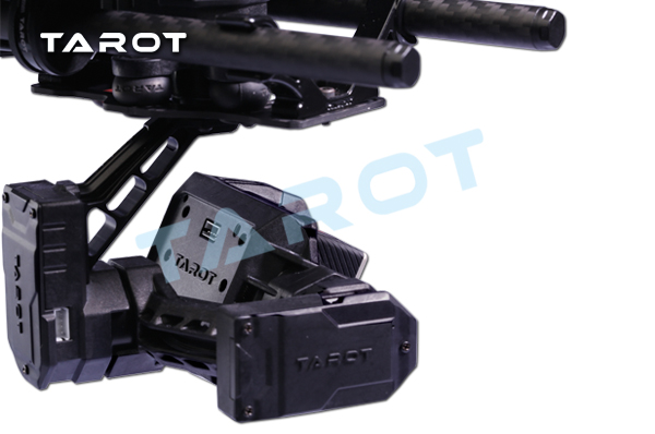 TAROT T4-3D 3-AXIS BRUSHLESS GIMBAL FOR GOPRO TL3D0