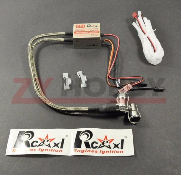 RCEXL TWIN IGNITION FOR CM6 SPARK 90 DEGREE