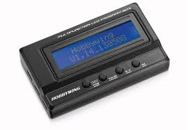 HOBBYWING LCD PROGRAM BOX
