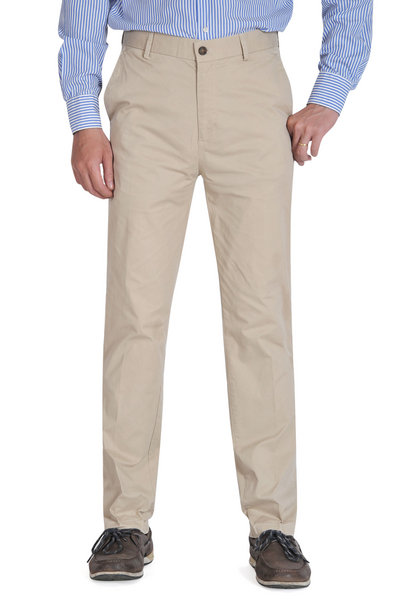 Navajo White Slim Fit Chinos