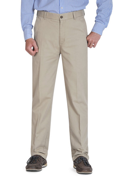 Wheat Slim Fit Chinos