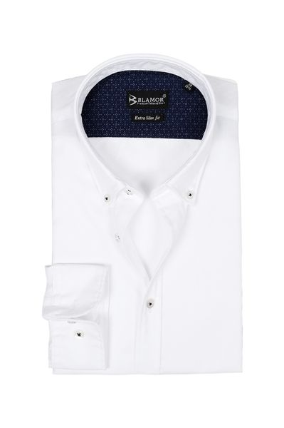 Extra Slim White Shirt