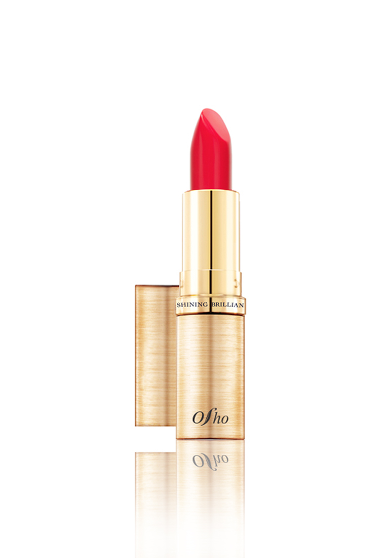 Son Osho Shinning Brilliance Lipstick Real Rose