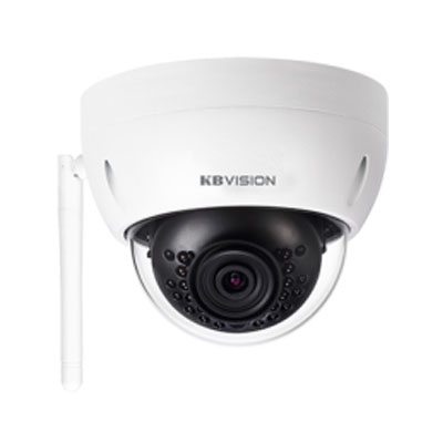 CAMERA IP WIFI KBVISION KB-3002WN (DOME 3.0MP)