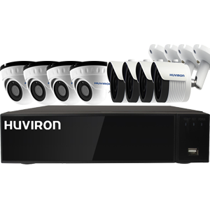 Bộ Kid Huviron 8 camera IP 2.0Mp