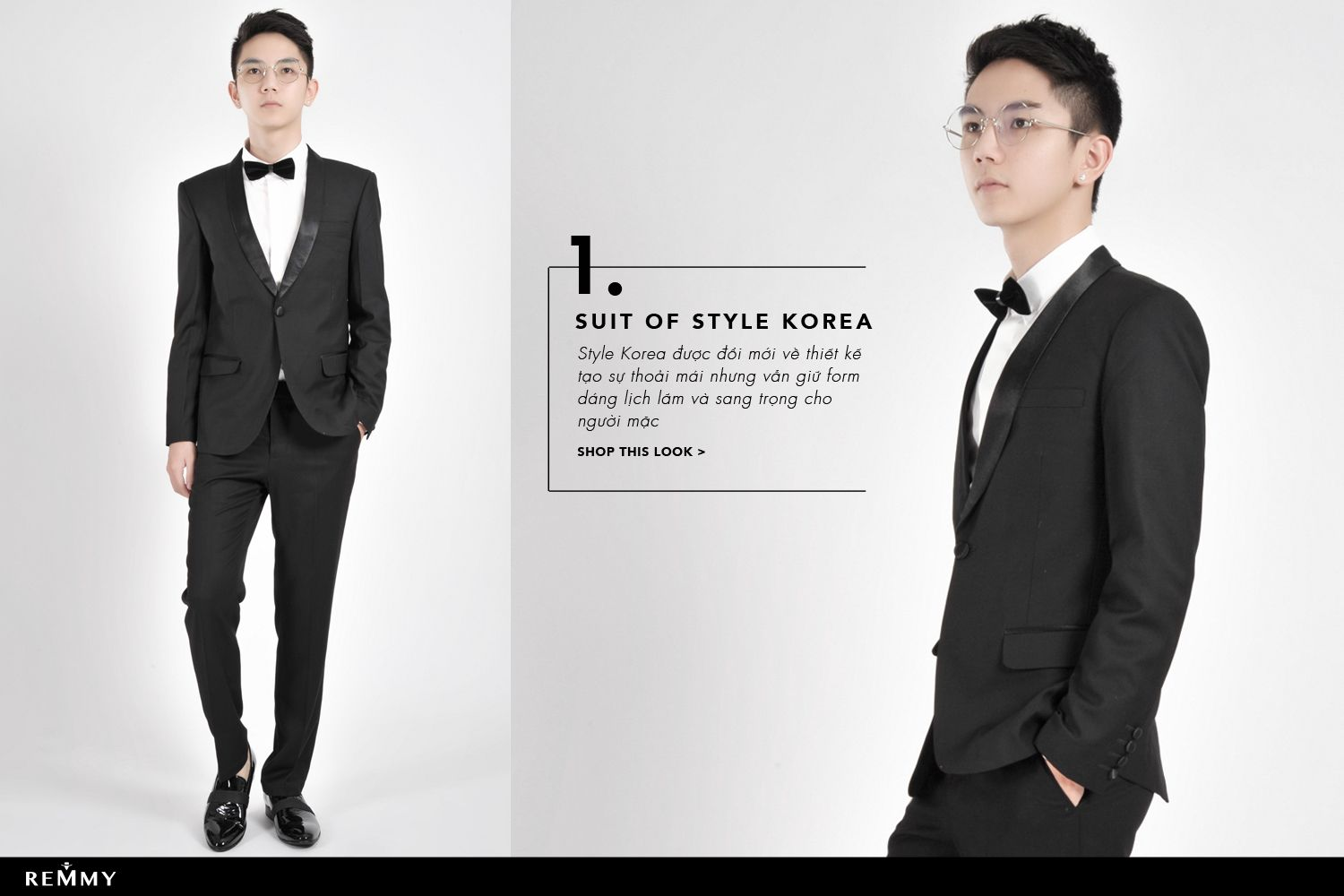 Suit of Style Korea