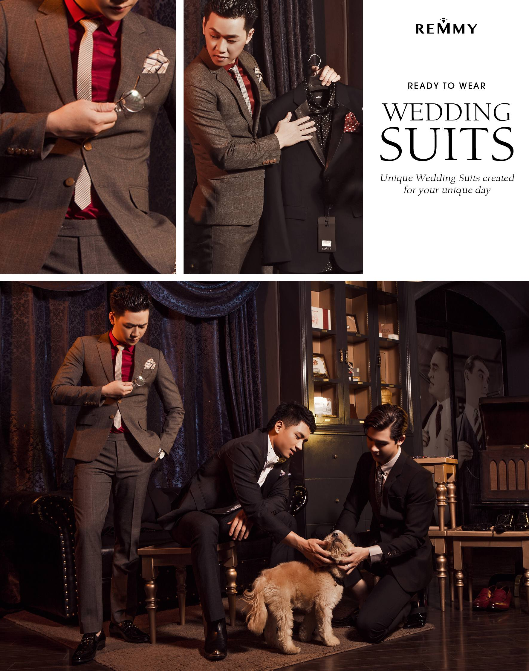 Ready to wear - Wedding Suits