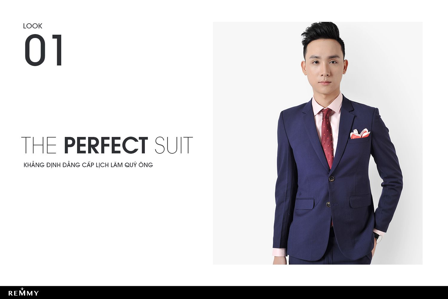 THE PERFECT SUIT