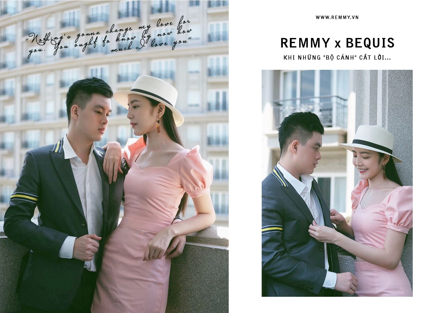 REMMY x BEQUIS: Khi những