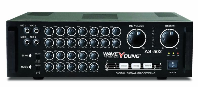 Amply Wave Young AS - 502