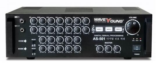 Amply Wave Young AS - 501