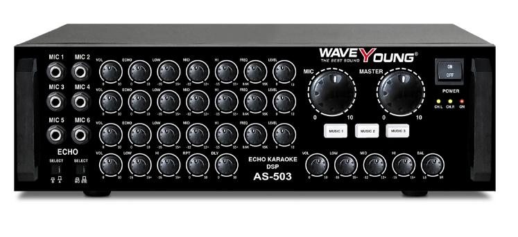 Amply Wave Young AS - 503