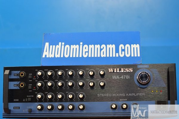 Amply Wiless WA-470i